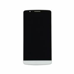 LG G3 LCD & Touch Screen Assembly with Frame - White