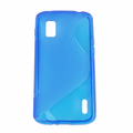 LG Google Nexus 4 Soft Case - Blue
