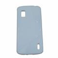 LG Google Nexus 4 Soft Case - White