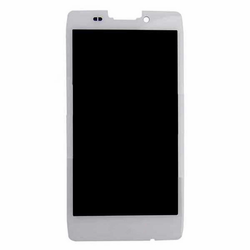 Motorola Droid Razr Maxx HD LCD +  Digitizer Replacement - White