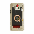 Motorola Droid Turbo 2 Middle Frame Assembly Replacement - Gold