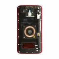 Motorola Droid Turbo 2 Middle Frame Assembly Replacement - Red