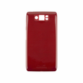 Motorola Droid Ultra XT1080 Back Battery Cover Replacement - Red
