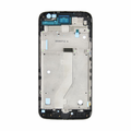 Motorola Moto G4 Play Front Frame & Bezel Replacement - Black