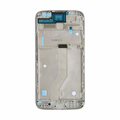 Motorola Moto G4 Play Front Frame & Bezel Replacement - White