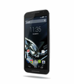 Motorola Moto X (2nd Gen) - Black with Black Leather Back & Dark Gray Trim