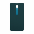 Motorola Moto X Style Back Battery Cover Replacement - Teal (Plastic)