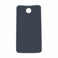 Motorola Nexus 6 Back Battery Cover Replacement - Midnight Blue