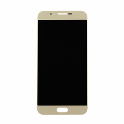 Samsung Galaxy A8 LCD & Touch Screen Digitizer Assembly - Champagne Gold