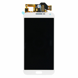 Samsung Galaxy E7 LCD & Touch Screen Digitizer Assembly - White