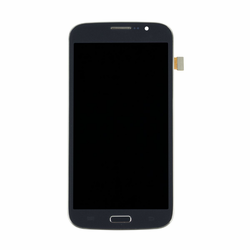 Samsung Galaxy Mega 5.8 LCD & Touch Screen Assembly with Frame - Black