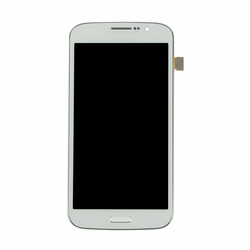 Samsung Galaxy Mega 5.8 LCD & Touch Screen Assembly with Frame - White