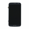 Samsung Galaxy Mega 6.3 LCD & Touch Screen with Frame - Black (GSM) Aftermarket