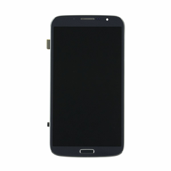 Samsung Galaxy Mega 6.3 LCD & Touch Screen with Frame - Black (GSM) Generic