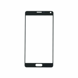 Samsung Galaxy Note 4 Glass Lens Screen Replacement - Black