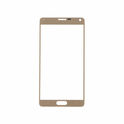 Samsung Galaxy Note 4 Glass Lens Screen Replacement - Gold
