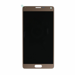 Samsung Galaxy Note 4 LCD & Touch Screen Assembly Replacement - Gold