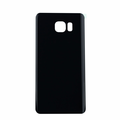 Samsung Galaxy Note 5 Back Battery Cover Replacement - Black Sapphire