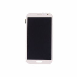 Samsung Galaxy Note II LCD + Touch Screen Digitizer Assembly - White