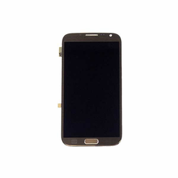 Samsung Galaxy Note II LCD + Touch Screen + Housing - Gray (GSM) (Generic)