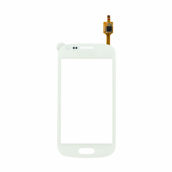 Samsung Galaxy S Duos Touch Screen Digitizer Replacement - White