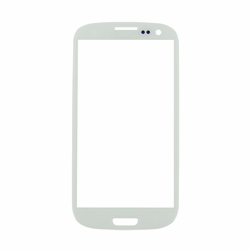Samsung Galaxy S3 Glass Lens Screen Replacement - White