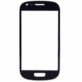 Samsung Galaxy S3 Mini i8190 Glass Lens Screen Replacement - Black