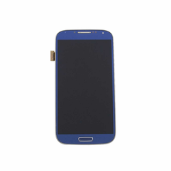 Samsung Galaxy S4 i337 M919 Blue Arctic Display Assembly & Frame