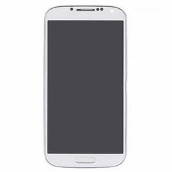 Samsung Galaxy S4 Screen Assembly + Frame (GSM) - White