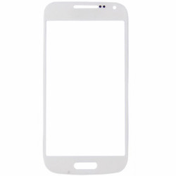 Samsung Galaxy S4 Mini Glass Lens Screen Replacement - White