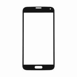 Samsung Galaxy S5 Glass Lens Screen Replacement - Black