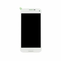 Samsung Galaxy S5 Mini LCD & Touch Screen with Home Button Assembly - White