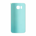 Samsung Galaxy S6 Back Battery Cover Replacement - Blue