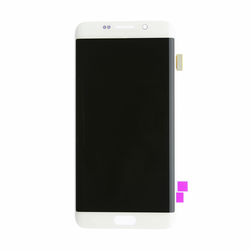 Samsung Galaxy S6 Edge+ LCD & Touch Screen Assembly Replacement - White