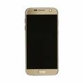Samsung Galaxy S7 G930V LCD & Touch Screen with Frame & Small Parts - Gold
