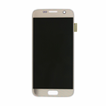 Samsung Galaxy S7 LCD & Touch Screen Digitizer Assembly - Gold (Premium)