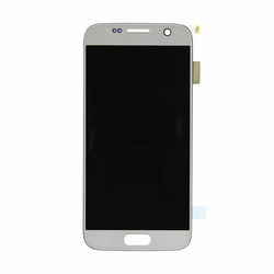 Samsung Galaxy S7 LCD & Touch Screen Digitizer Assembly - Silver (Generic)