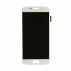 Samsung Galaxy S7 LCD & Touch Screen Digitizer Assembly - White (Generic)