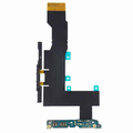 Sony Xperia S LT26i Side and Volume Buttons Flex Cable Replacement