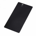 Sony Xperia Z  Back Battery Cover -  Black