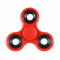 Tri-Bar Fidget Spinner - Red