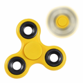 Tri-Bar Fidget Spinner - Yellow