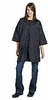 Smock Cover Up Garment, snap closure, patch pockets, one size fits most
