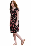 """Izzy"" Modest Girl's Dress (Girls Sizes 7 & 8)"