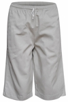 KneeShorts Women's Modest Drawstring Shorts, Stone *Final Sale*