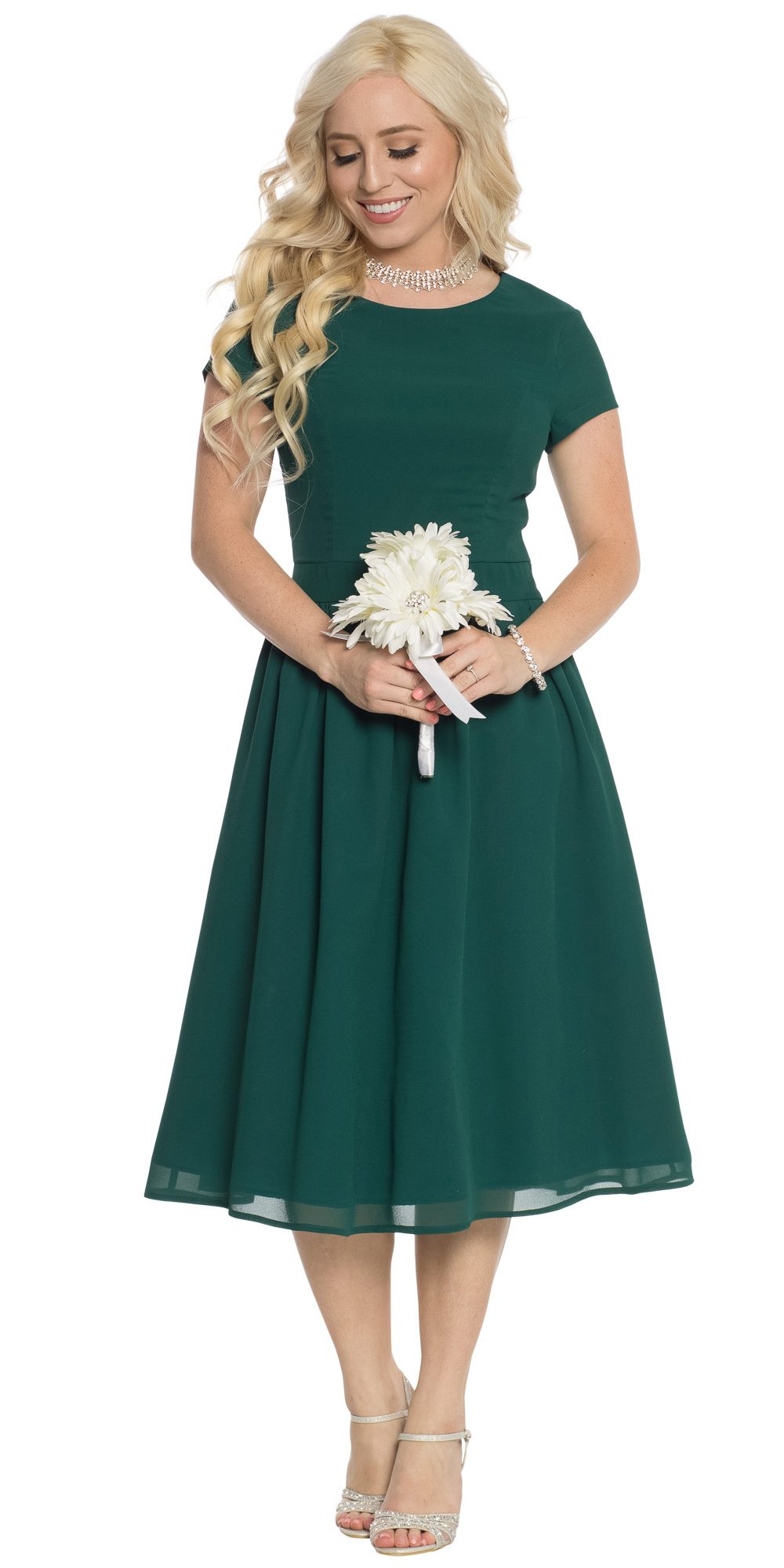 Modest bridesmaid dresses modest brides maid dresses modest lucy modest bridesmaid dress in dark forest green emerald ombrellifo Choice Image