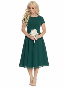 Modest Bridesmaid Dresses, Modest Brides Maid Dresses, Modest ...