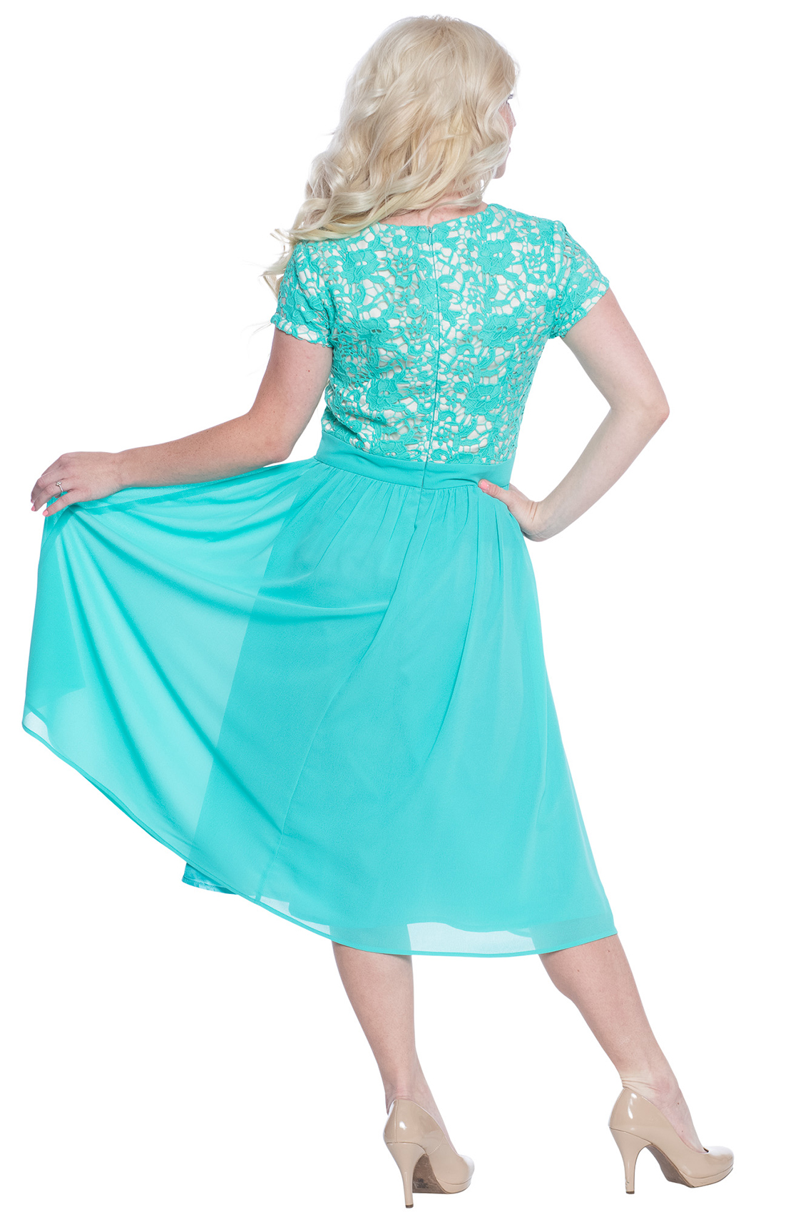 Semi formal modest bridesmaid dress in turquoise blue tiffany olivia modest prom bridesmaid dress in turquoise tiffany blue aqua ombrellifo Image collections