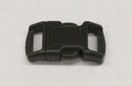 """3/8"""" Plastic Side Release Buckle - Olive Green"""