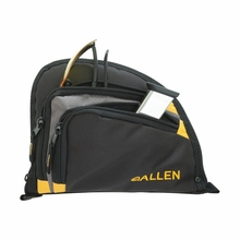 Allen Auto-Fit Compact Handgun Case - Yellow